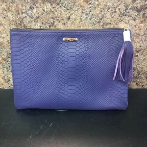 Adorable NWT GiGi New York zipper bag